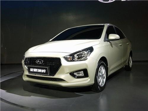 У Hyundai появился седан за 500 тысяч рублей