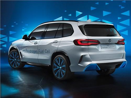 BMW собирается представить водородный X5