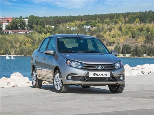 Новость про Lada - Lada Granta получит новый двигатель