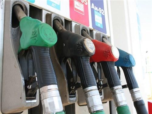 Бензин больше дешеветь не будет