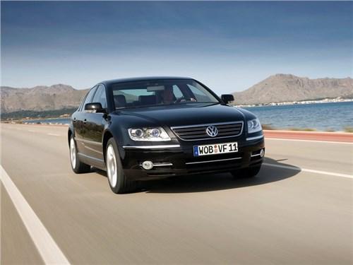 Volkswagen Group начал отзыв своих автомобилей в России