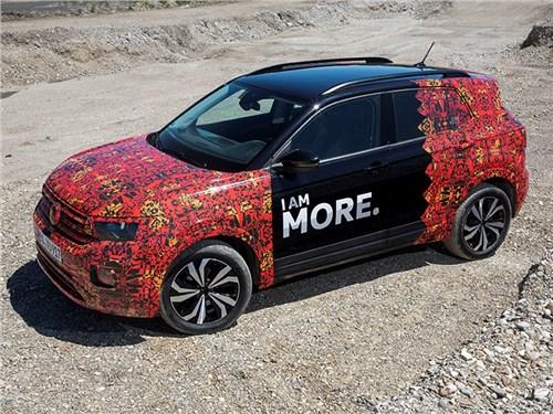 Volkswagen раскрыл первые подробности о своем маленьком кроссовере