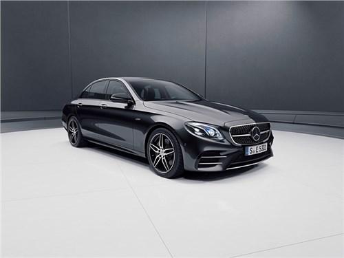Mercedes-Benz E-класса получил гибридную «заряженную» версию