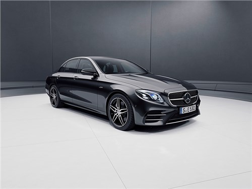 Новость про Mercedes-Benz E-Class AMG - Mercedes-AMG E53