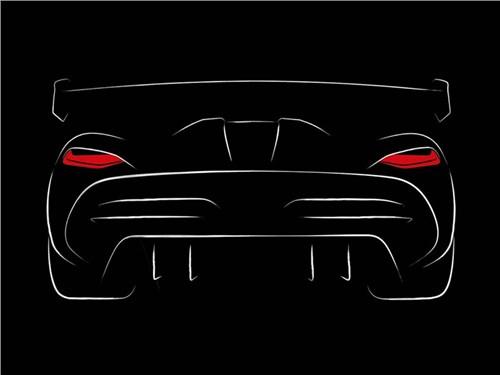 Koenigsegg готовит новый суперкар