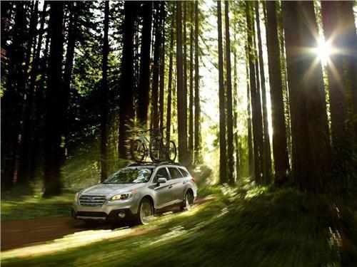 В России начались продажи обновленного Subaru Outback