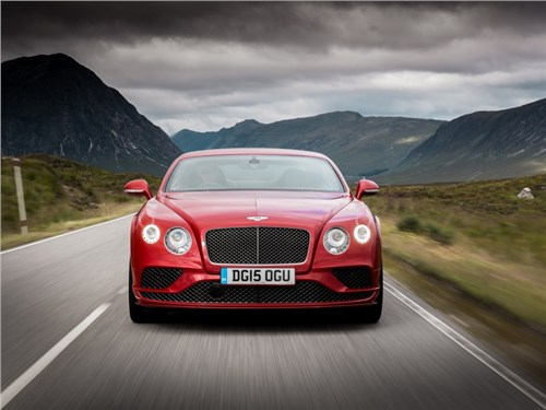 Bentley готовит премьеру самого быстрого автомобиля