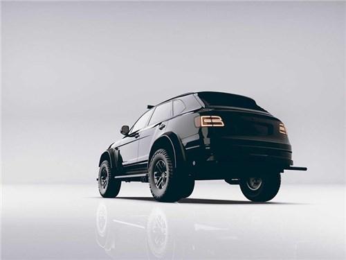 Новость про Bentley - Bentley Bentayga добавят брутальности