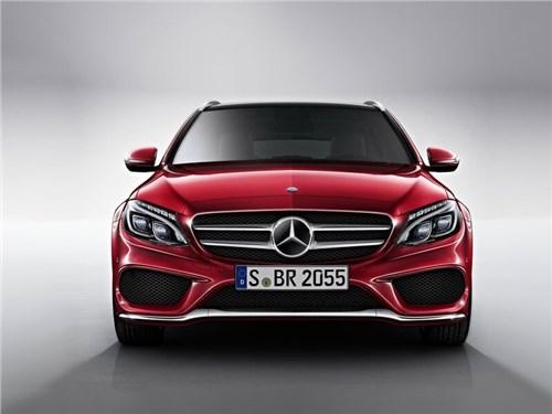 Новый Mercedes C-класса останется без мощных движков