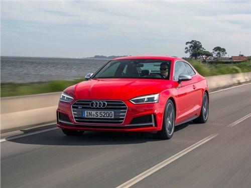 Новость про Audi S5 - Audi выводит на российский рынок новое поколение купе S5