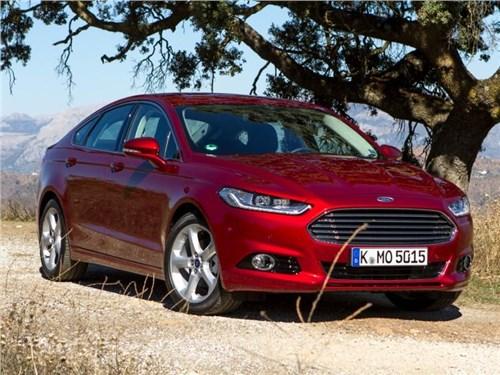 Ford прекращает производство Mondeo
