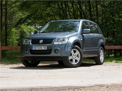 Suzuki Grand Vitara навсегда покинул российский рынок
