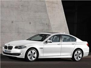 BMW 520d получил награду от ADAC