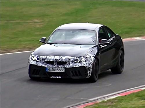 Самая крутая BMW M2 обрела собственное название