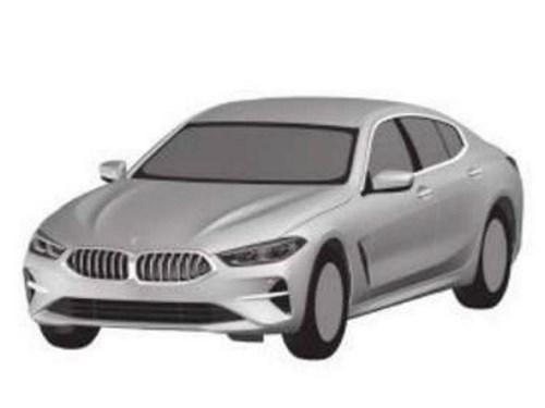 Новость про BMW - «Восьмерка» BMW получит 4-дверную версию