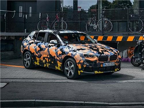 Новость про BMW X2 - BMW X2