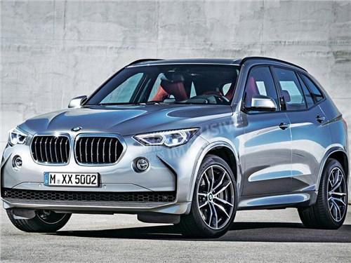 Новость про BMW X5 M - BMW X5M