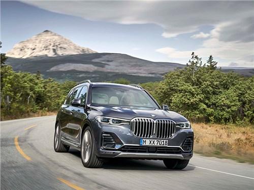 У BMW X5 и X7 появились новые топовые версии