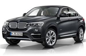BMW снизила цены на кроссовер X4