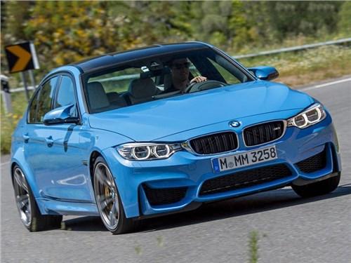 BMW досрочно прекратит производство М3