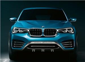 Объявлены цены на новый кроссовер BMW X4