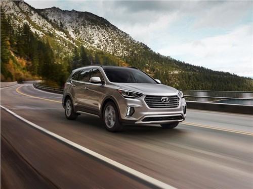 Новость про Hyundai Santa Fe - Hyundai назвала цены обновленного Santa Fe для российского рынка