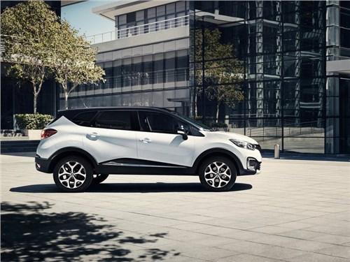 Renault расширяет географию продаж кроссоверов Kaptur российской сборки