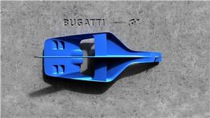 Новость про Bugatti - Bugatti представила изображение фрагмента супер-кара для Gran Turismo 6