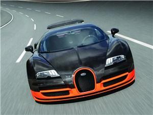 Новый Bugatti Veyron: 1600 «лошадей» под капотом