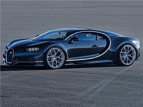 Bugatti Chiron получил 1800-сильную версию