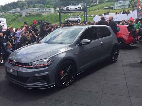 Volkswagen показал самый быстрый Golf