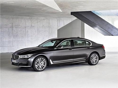 Новость про BMW 7 series - BMW проведет испытания собственных «беспилотников»