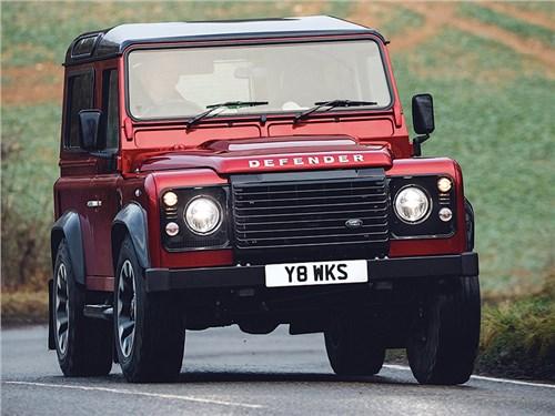Новость про Land Rover - Land Rover Defender V8