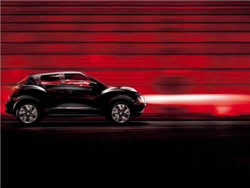 Новость про Nissan - Кроссоверы Juke и Qashqai имеют все шансы стать электрическими