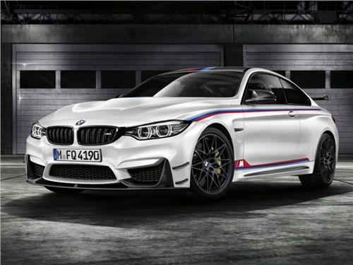 Новость про BMW M4 - BMW привезет новую спецверсию M4 в Россию, если успеет