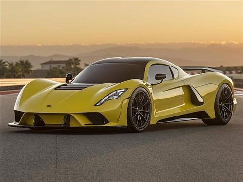 Hennessey представила самый быстрый автомобиль в мире