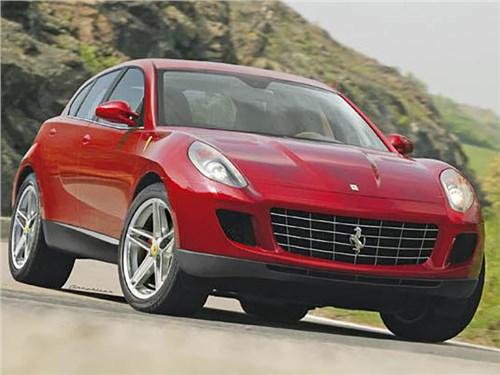 Ferrari подтвердила выпуск кроссовера