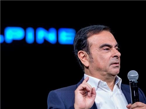 Карлос Гон: еще четыре года в Renault