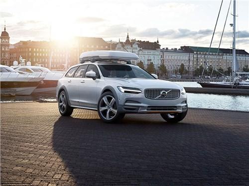 Новость про Volvo V90 Cross Country - Volvo V90 Cross Country