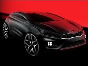Kia рассекретила свои спортивные хэтчи cee'd GT и pro_cee'd GT