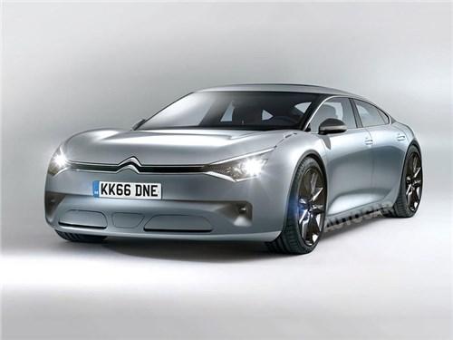 Citroen вернет в гамму представительскую модель