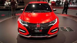 Honda Civic Type R нового поколения будет доступен и в Японии