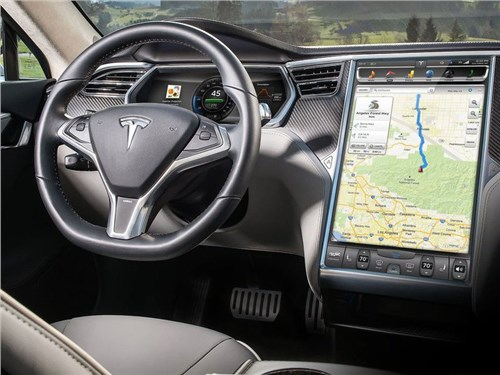 Новость про Tesla Motors Model S - Китайские хакеры взломали защиту Tesla Model S
