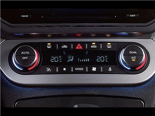 Предпросмотр haval h6 coupe 2017 управление климатом