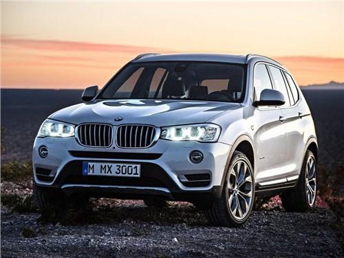BMW планирует выпустить электрический X3