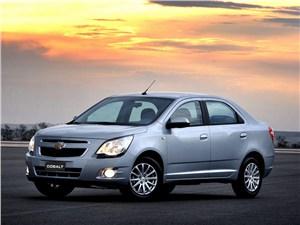 General Motors начинает продажи Chevrolet Cobalt