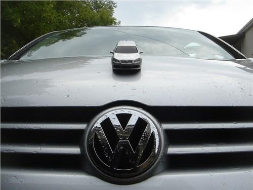 В ноябре Volkswagen AG потерял почти 6 процентов российских продаж