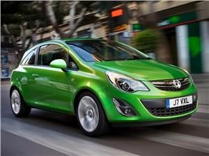 Opel Corsa – самая экономичная версия