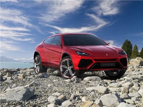 Кроссовер Lamborghini Urus станет самой уникальной моделью компании
