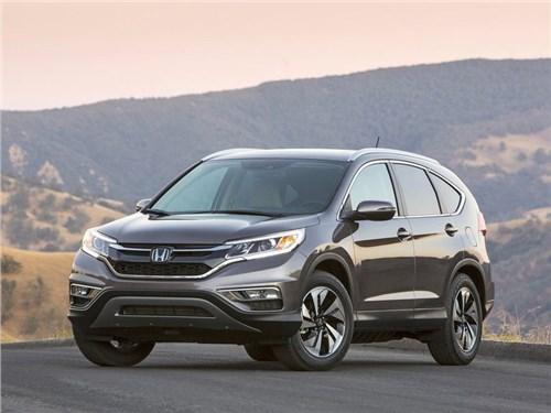 Honda отзывает кроссоверы CR-V из России